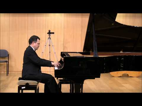 "Igor Ostrovsky plays ""The Man I Love""- fantasy on the song by Gershwin"