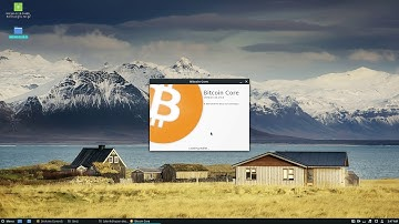 ubuntu bitcoin wallet address