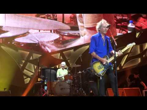 Happy The Rolling Stones 14 on Fire Perth 1/11/2014