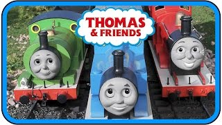 ABC Song | Thomas and friends Alphabet Song | Kids Songs