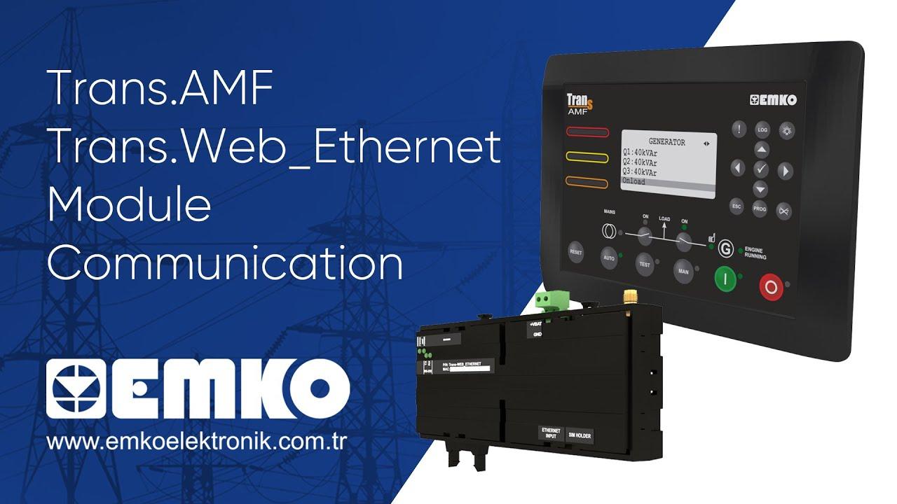 Emko Elektronik Transf