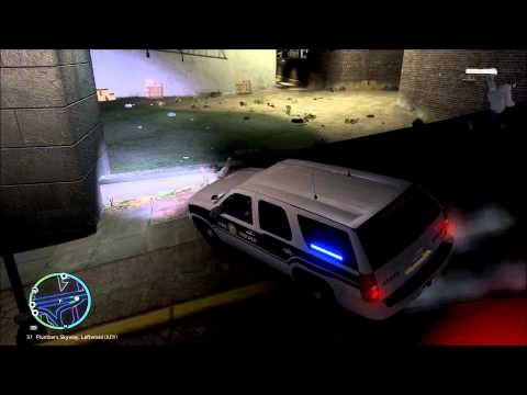 "GTA IV LCPDFR State Patrol Ep.4 ""North Carolina"""