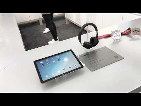 Huawei MediaPad M5 10.8 (bez komentra)