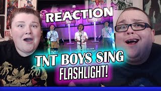 TNT Boys - Flashlight REACTION!! 🔥