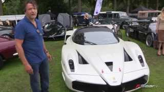 Ferrari FXX with joe Macari