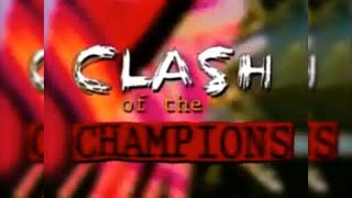 WWE2K16: Clash of the Champions (1991-96 Era) Universe Ep. 1