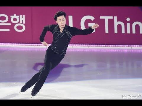 BoyangJin cut Ice Fantasia 2018 (OP+CTHD+DNA+Spider)