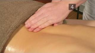 Girls a to How back massage