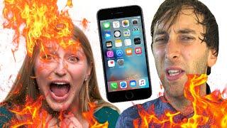 Romantisches Date in FLAMMEN / IPHONE DIEB!!!   Torgshow #21