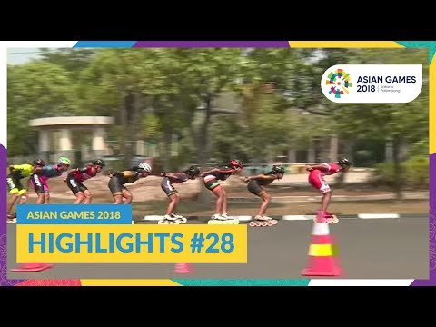 Asian Games 2018 Highlights #28