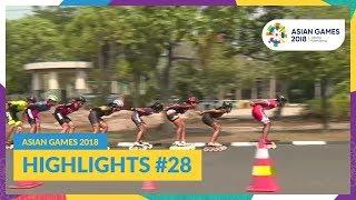 Asian Games 2018 Highlights #28
