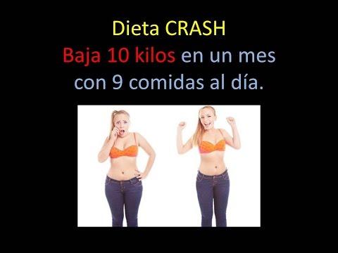 Dieta del dr bolio para perder 10 kilos