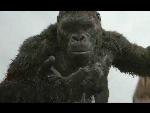KONG  SKULL: ISLAND | Trailer #3 HD 2017 | King Kong