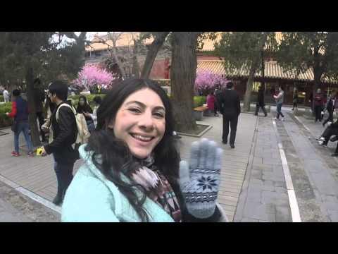 Reis in Beijing - travel vlog China | EnterpriseMe TV