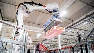 Apoteas kunder får snabbare leverans med ABB:s robotar