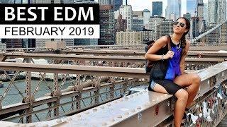 BEST EDM FEBRUARY 2019 Electro House Charts Music Mix