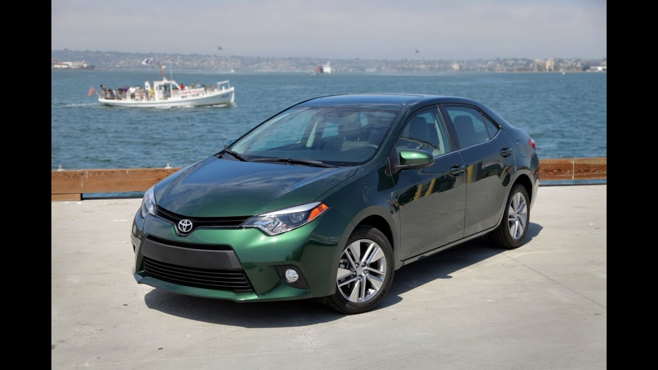 Captivating 2014 Toyota Corolla Review   YouTube