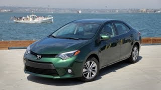 2014 Toyota Corolla Review