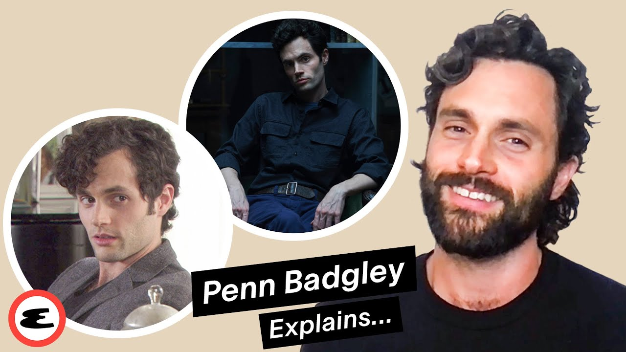 Download Penn Badgley On Worst Gossip Girl Moment and Playing a Psychopath | Explain This | Esquire