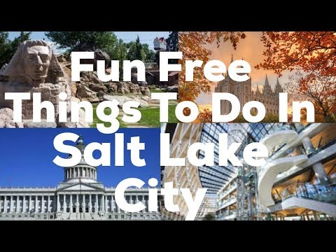 Fun Free Things To Do In Salt Lake City