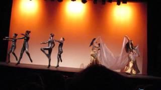 Ballet Moderno e Dança do Ventre - Studio Kizara