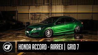 HONDA Accord BAGGED | AirREX - Ferrada | GRID7