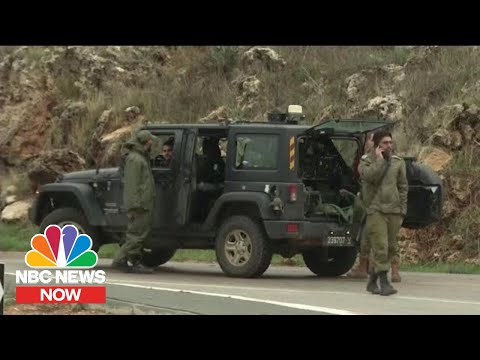 U.S.-Iran Tensions Ripple Throughout Middle East | NBC News NOW