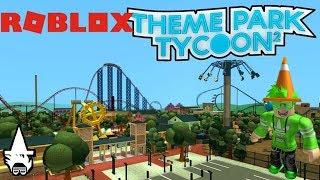 Stream Sunday #41 Theme Park Tycoon 2