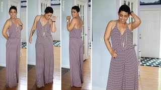 Easy Jumpsuit Sew-Along