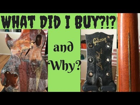 What Did I Buy?!? One Man's Junk is Another Man's... Basketcase? PT. 1