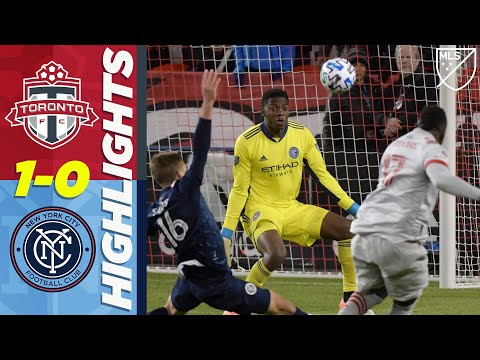 Toronto FC vs. New York City FC | Rematch of the 2019 Playoffs! | MLS Highlights