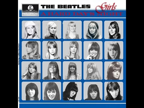 Beatle Girls // Audrey Copping