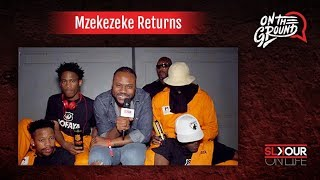 On The Ground: Reason Talks To Mzekezeke About His Return, Influence, Salutes New Age Kwaito Stars