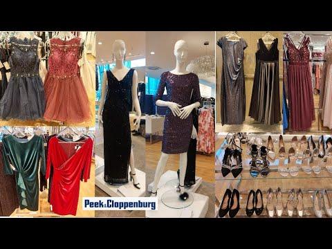 Peek&Clopenburg Women's Party Dresses New Collection / october 2021