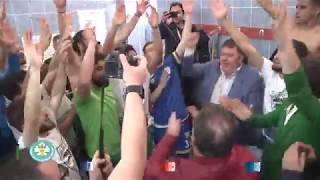 Kutlamalar Bergama'da Başladı