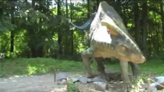 Zoo a DinoPark Vyskov 2009