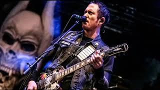 Trivium's Matt Heafy has  to level the bands current tour