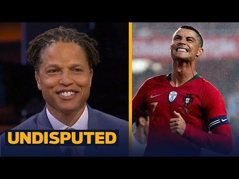 Cobi Jones talks Ronaldo, Spain, FIFA World Cup™ | SOCCER | UNDISPUTED