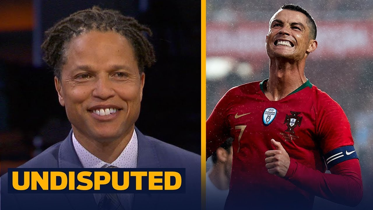 Cobi Jones talks Ronaldo, Spain, FIFA World Cup™ | SOCCER | UNDISPUTED