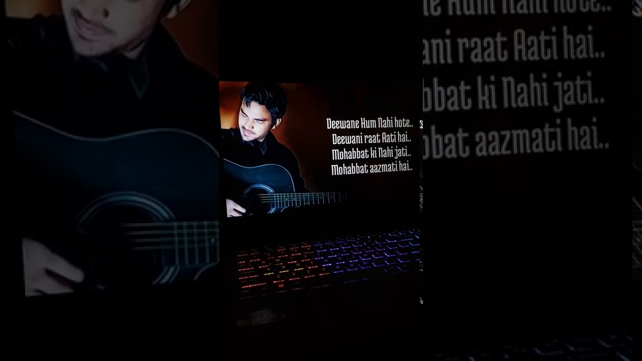 Download Deewane Hum Nahi Hote(Lyrics) |Aditya Yadav | Romantic Song | Sad Song | Emotional Song |Short Line