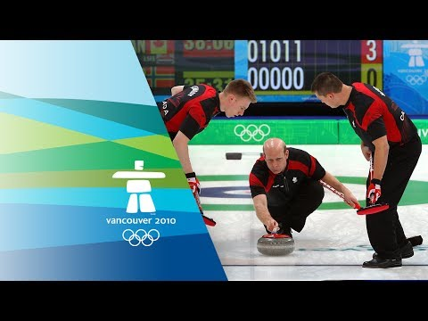 Canada vs Norway - Mens Curling Gold Medal Match Highlights - Vancouver 2010 Olympics