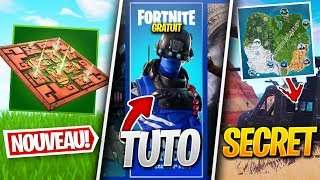 """HOW TO UNLOCK the PACK """"CARBON"""", NEW PIÈGE - More on FORTNITE! (Fortnite News)"""