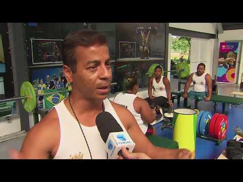 Stadium acompanha a preparação para o Grande Prêmio Brasil de Atletismo
