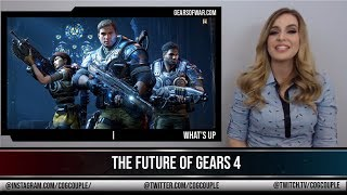 GEARS OF WAR 4 | What's Up Gears of War | Gaming News This Week