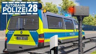 BLITZER aufstellen und meine MEINUNG zum Spiel! AUTOBAHNPOLIZEI-SIMULATOR 2 #28 deutsch