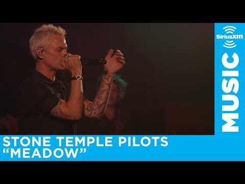 Stone Temple Pilots' FIRST performance of Meadow with new lead singer