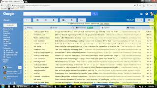 #Delete all Gmail messages by category