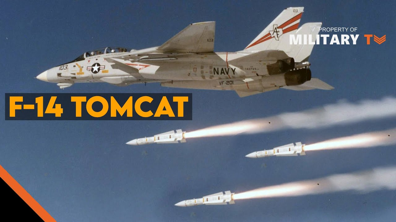F-14 Tomcat the Greatest Fighter Jets of All Time