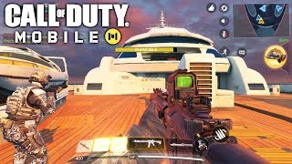 Call of Duty Mobile - Frontline Gameplay on Hijacked (No Commentary)