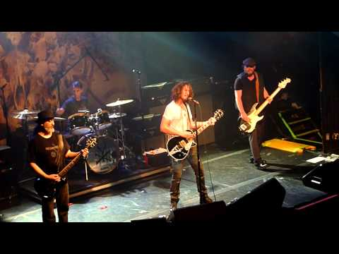 Soundgarden  Blow Up the Outside World   @ Irving Plaza